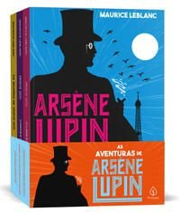 AS AVENTURAS DE ARSÈNE LUPIN - LEBLANC, MAURICE