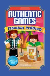 AUTHENTICGAMES- TESOURO PERDIDO - VOL 8 - TÚLIO, MARCO