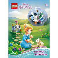 LEGO DISNEY PRINCESAS: CONHECA AS PRINCESAS - DIVERSOS