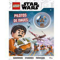 LEGO STAR WARS: PILOTOS DE NAVES - DIVERSOS