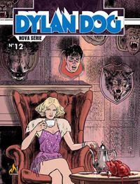 DYLAN DOG NOVA SÉRIE - VOLUME 12 - BARBATO, PAOLA