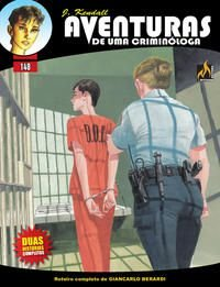 J KENDALL - AVENTURAS DE UMA CRIMINÓLOGA Nº 148 - BERARDI, GIANCARLO