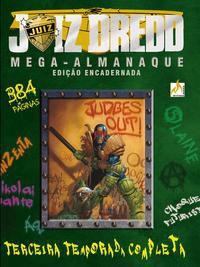 JUIZ DREDD MEGA-ALMANAQUE - VOLUME 03 - GAIMAN, NEIL
