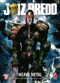 JUIZ DREDD - HEAVY METAL - WAGNER, JOHN