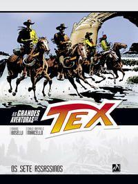 AS GRANDES AVENTURAS DE TEX - VOLUME 6 - BOSELLI, MAURO