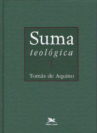 SUMA TEOLÓGICA - VOL. I - VOL. 1 - AQUINO, TOMÁS DE