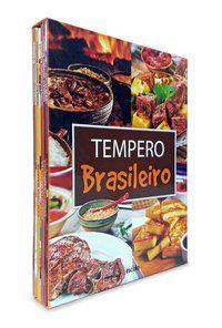 BOX TEMPERO BRASILEIRO - EDITORA ESCALA