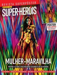 REVISTA SUPERPÔSTER - MULHER MARAVILHA - EDITORA EUROPA