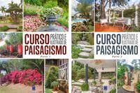 COLEÇÃO CURSO PRÁTICO E ILUSTRADO DE PAISAGISMO (2 VOLUMES) - EDITORA EUROPA