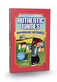 AUTHENTICGAMES: OPERAÇÃO RESGATE VOL 04 - AUTHENTICGAMES