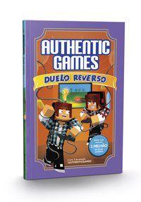 AUTHENTICGAMES: DUELO REVERSO VOL 01 - AUTHENTICGAMES