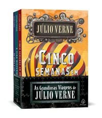 AS GRANDIOSAS VIAGENS DE JÚLIO VERNE - VERNE, JÚLIO
