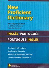 NEW PROFICIENT DICTIONARY - PACHECO, M. CRISTINA G.