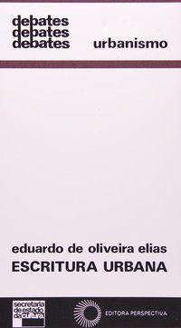 ESCRITURA URBANA - ELIAS, EDUARDO DE OLIVEIRA