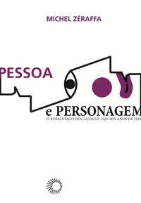 PESSOA E PERSONAGEM - ZERAFFA, MICHEL