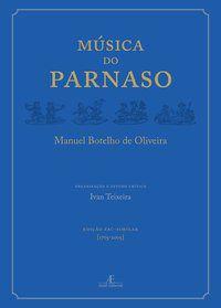 MÚSICA DO PARNASO - OLIVEIRA, MANUEL BOTELHO DE