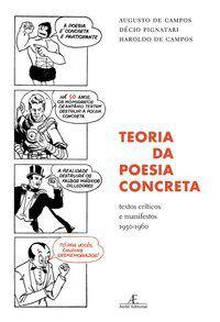 TEORIA DA POESIA CONCRETA - CAMPOS, HAROLDO DE