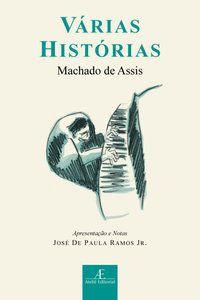 VÁRIAS HISTÓRIAS - ASSIS, MACHADO DE