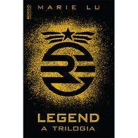 BOX LEGEND - LU, MARIE