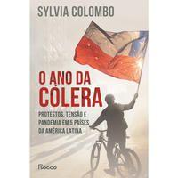 O ANO DA CÓLERA - COLOMBO, SYLVIA