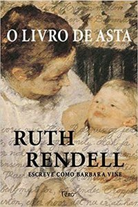 O LIVRO DE ASTA - RENDELL, RUTH