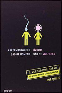 ESPERMATOZÓIDES SÃO DE HOMENS - VÁRIOS AUTORES
