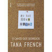 O CANTO DOS SEGREDOS - FRENCH, TANA