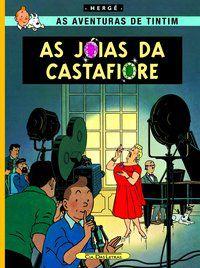 AS JÓIAS DA CASTAFIORE - HERGÉ