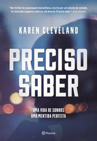 PRECISO SABER - CLEVELAND, KAREN
