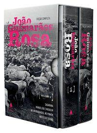 JOÃO GUIMARÃES ROSA : FICÇÃO COMPLETA - BOX - ROSA, JOÃO GUIMARÃES