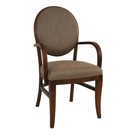 Cadeira França com braços