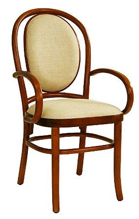 Cadeira Valência com braços