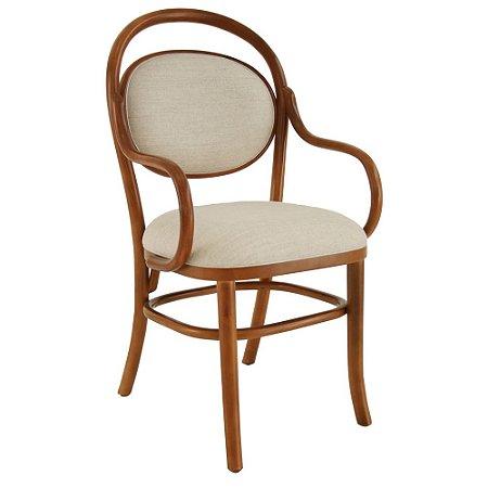 Cadeira Arezzo com braços