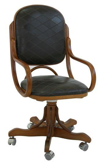 Cadeira gerente giratória