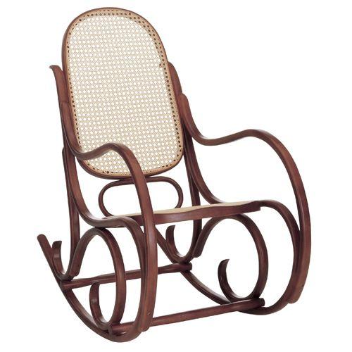 Cadeira de Balanço Thonet