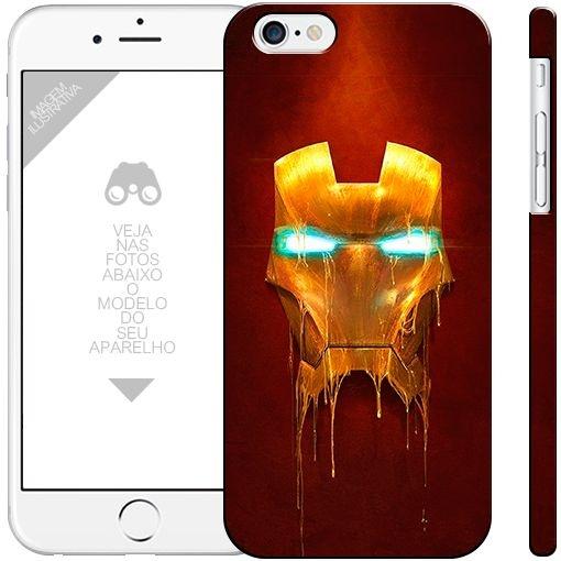 HOMEM DE FERRO - heróis 7| apple - motorola - samsung - sony - asus - lg |capa de celular
