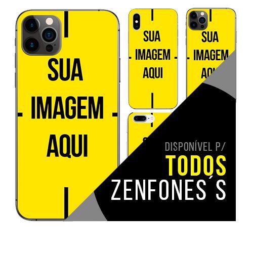 Capa de celular personalizada com foto para Zenfone