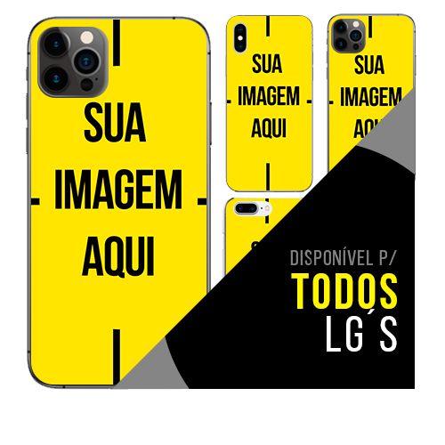Capa de celular personalizada com foto para LG