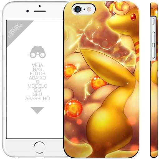 POKÉMON - AMPHABULOUS  |  apple - motorola - samsung - sony - asus - lg | capa de celular