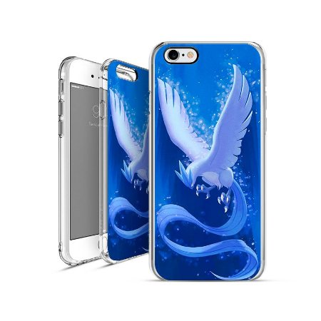 POKÉMON - Articuno 001    apple - motorola - samsung - sony - asus - lg   capa de celular