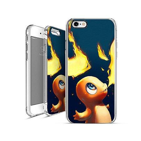 POKÉMON - Charmander  -|  apple - motorola - samsung - sony - asus - lg | capa de celular