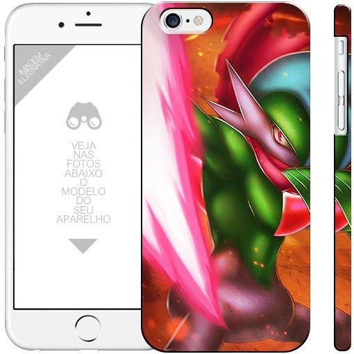 POKÉMON - GALLADE 001    apple - motorola - samsung - sony - asus - lg   capa de celular