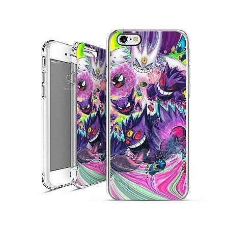 POKÉMON -Gastly-evoluções | apple - motorola - samsung - sony - asus - lg | capa de celular