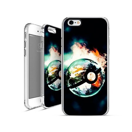 POKÉMON - Vulpix 0001  |  apple - motorola - samsung - sony - asus - lg | capa de celular