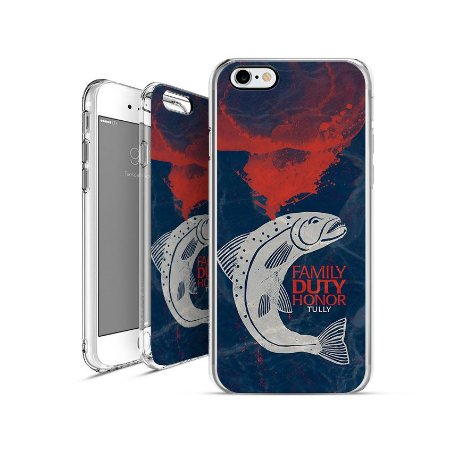 GAME OF THRONES casa-tully| apple - motorola - samsung - sony - asus - lg|capa de celular