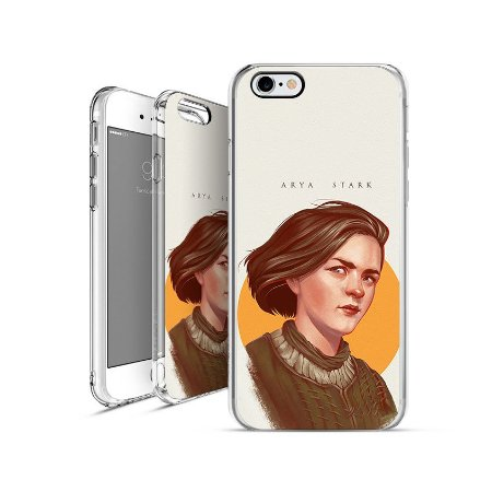 GAME OF THRONES arya-stark 2 | apple - motorola - samsung - sony - asus - lg|capa de celular