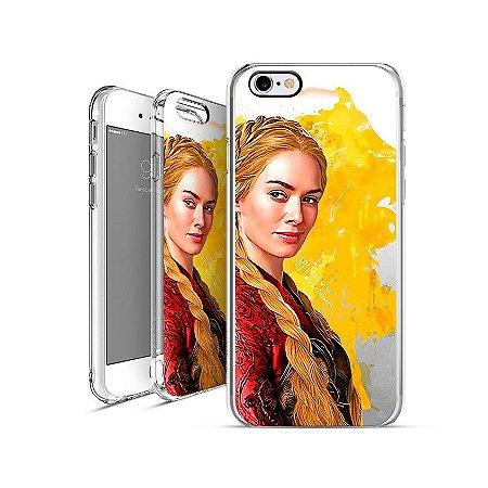 GAME OF THRONES Cersei-Lannister| apple - motorola - samsung - sony - asus - lg|capa de celular