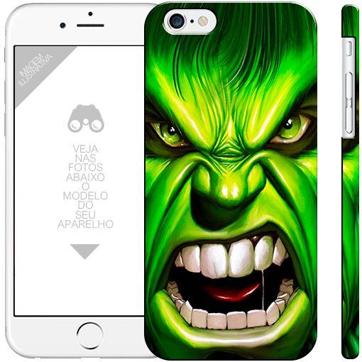 HULK 101   apple - motorola - samsung - sony - asus - lg   capa de celular