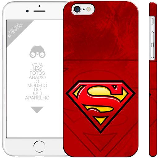SUPERMAN 102 | apple - motorola - samsung - sony - asus - lg | capa de celular