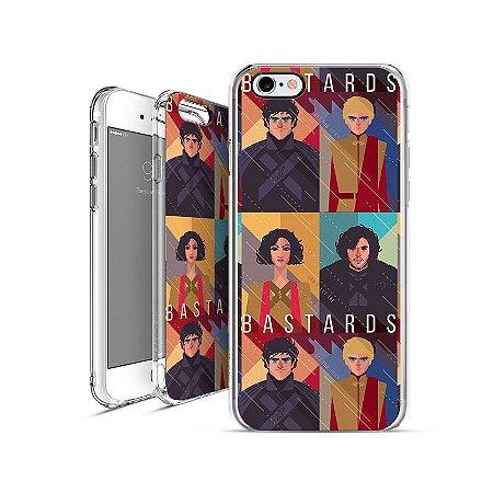 GAME OF THRONES bastardos| apple - motorola - samsung - sony - asus - lg|capa de celular